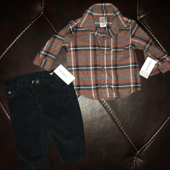 f9fcc3919fd NWT Carter s Baby Outfit